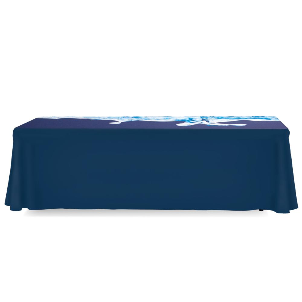 Table Throw - 8ft 4 sided - Back